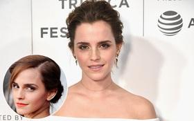 27 tuổi, Emma Watson đã lộ dấu hiệu lão hóa trên thảm đỏ LHP Tribeca