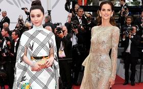 Phạm Băng Băng sang chảnh ngút ngàn, đọ sắc với thiên thần Victoria's Secret trên thảm đỏ Cannes