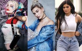 """Top 100 sao nữ quyến rũ nhất 2017: Harley Quinn hay Kylie Jenner đều bị một mỹ nhân """"đè bẹp""""!"""