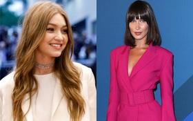 Gigi Hadid xinh đẹp, tươi trẻ hơn cả Bella trên thảm đỏ dù lớn tuổi hơn em gái