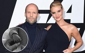 Đôi trai tài gái sắc đẹp nhất nước Anh - Jason Statham và Rosie đã chào đón quý tử!