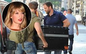 """Taylor Swift """"trốn"""" được paparazzi bấy lâu nay là nhờ nằm trong... vali?"""