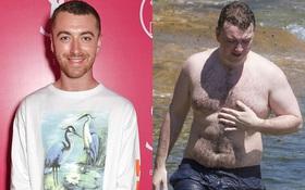 """""""Chàng béo"""" Sam Smith xuất hiện mảnh dẻ bất ngờ, từng tiết lộ giảm 6,3 kg chỉ trong 2 tuần"""