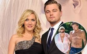 """Cặp sao """"Titanic"""" Leonardo DiCaprio và Kate Winslet bị tung ảnh hẹn hò, cuối cùng đã thành đôi?"""