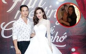 Khoe ảnh Hồ Ngọc Hà thân thiết với mẹ mình, Kim Lý ngầm khẳng định tình cảm của cả hai là thật?