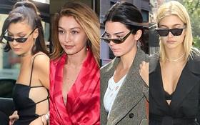 Cuộc chiến nhan sắc của hội bạn thân siêu mẫu số 1 thế giới trên phố: Ai vừa đẹp vừa chất nhất?