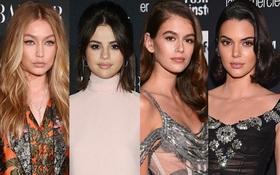 Thật khó để chọn Selena, Gigi, Kendall hay con gái Cindy Crawford là người đẹp nhất trong cùng sự kiện!