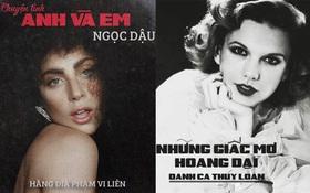 """Bật cười khi Taylor Swift, Lady Gaga... hóa """"cô Ba Sài Gòn"""" trên bìa album!"""