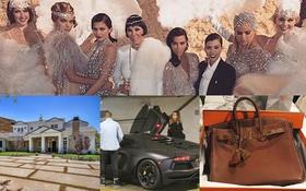 """Những lần """"đốt tiền"""" hoành tráng chứng minh nhà Kardashian là gia đình chịu chơi nhất showbiz"""