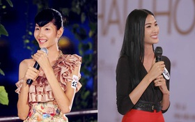 """Trước """"Hoa hậu Hoàn vũ"""", Hoàng Thùy cũng có phần thi phỏng vấn cực bá đạo tại """"Next Top Model"""""""