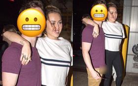 """Được gặp Miley Cyrus, fan nam """"hào hứng"""" đến nỗi vùng nhạy cảm có biểu hiện bất thường"""