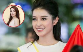 """Không chỉ """"like"""", Kỳ Duyên còn động viên Huyền My thi tốt tại """"Miss Grand International 2017"""""""