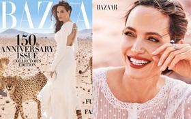 """Angelina Jolie chứng minh đẳng cấp """"huyền thoại nhan sắc thế kỷ 21"""" với bộ ảnh đẹp say lòng người"""