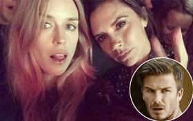 """""""Cô nàng hư hỏng"""" này là bồ nhí mới của David Beckham khiến Victoria tức điên vì ghen?"""