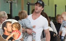 Chris Hemsworth - Chàng Thor đẹp trai trong phim và ông bố ngọt ngào ngoài đời khiến chị em đổ gục