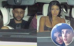 Tình huống thú vị: Justin tái hợp với Selena, còn The Weeknd thì hẹn hò với bồ cũ của Justin