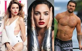 """Dàn sao phim bom tấn """"Justice League"""": Toàn những mỹ nam cơ bắp và giai nhân đẹp xuất sắc"""