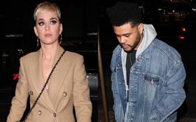 Thật bất ngờ, The Weeknd được bắt gặp hẹn hò Katy Perry - một cô bạn thân của Selena Gomez