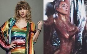 Top 10 sao được follow nhiều nhất Instagram 2017: Taylor tái xuất hoành tráng vẫn bị Kim, Ariana, Selena đè bẹp