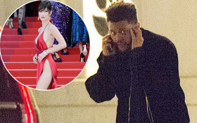 Chia tay Selena, The Weeknd tìm đến nhà Bella Hadid và bị đồn tái hợp bạn gái cũ
