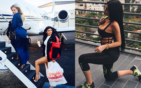 24 bức ảnh sẽ khiến bạn mơ ước có cuộc sống thượng hạng của Kylie Jenner