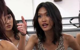 """Cô gái gân cổ cãi tay đôi với Minh Tú tại """"Next Top châu Á"""" là ai?"""