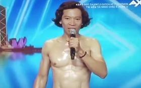 """Kỹ sư người Việt khiến giám khảo """"Got Talent châu Á"""" ngỡ ngàng vì tiết mục quá... dở"""