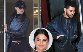 Bella Hadid chạm mặt The Weeknd sau lùm xùm với Selena Gomez