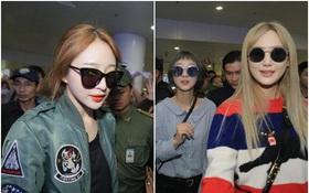Đến Hà Nội vào nửa đêm, EXID khiến fan Việt phát cuồng vì nhan sắc xinh không tì vết!