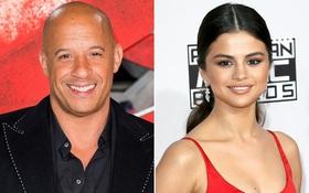 "Vin Diesel bất ngờ ""bon chen"" hát hit mới ""It Ain't Me"" của Selena Gomez"