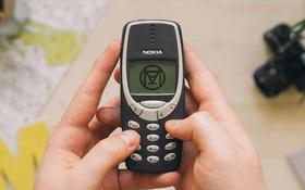 """Tưởng thế nào, huyền thoại Nokia 3310 sắp hồi sinh vẫn chỉ là """"cục gạch"""", nhưng có màn hình màu"""