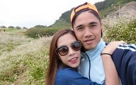 Cầu thủ Việt viết thư tay gửi tặng vợ ngày Valentine