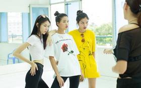 """Nam Trung - Võ Hoàng Yến căng thẳng tập luyện cho top 3 """"Vietnam's Next Top Model"""""""