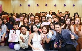 """Tự tổ chức fanmeeting ở Việt Nam, Katun """"Tình yêu không có lỗi"""" không thể tin lại đông fan đến vậy!"""