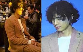 2 năm sau đám cưới tài tử Won Bin chính thức xuất hiện: Đẹp như một vị thần, nhưng tóc anh sao thế này?