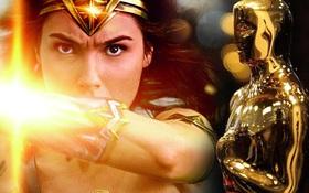 """Warner Bros. dốc toàn lực để """"Wonder Woman"""" đoạt tượng vàng Oscar"""