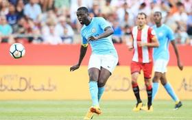Man City phơi áo trong trận giao hữu trên đất Tây Ban Nha