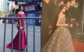 Dispatch lại mê mẩn nói về nhan sắc đời thực của Yoona qua loạt hình fan chụp vội