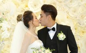 Huy Nam (La Thăng) cưới bà xã hot girl, chính thức lên xe hoa trước người đồng đội Kelvin Khánh