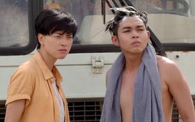 Ngô Thanh Vân làm hung thần xa lộ, cùng Jun Phạm quậy tưng chuyến xe về quê ăn Tết