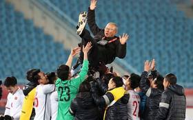 HLV Park Hang Seo sẽ thế nào nếu U23 Việt Nam gặp Hàn Quốc ở chung kết?