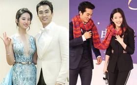 Trước khi chia tay, Lưu Diệc Phi và Song Seung Hun đã có phong cách thời trang đẹp và ăn ý thế này cơ mà