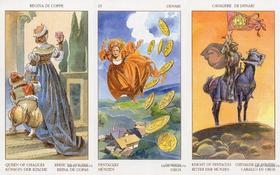 Chọn một lá bài Tarot cổ đại để biết mình cần làm gì trong tương lai