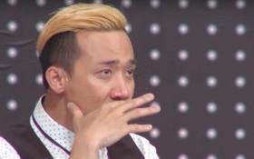 """""""Lầy lội"""" là thế, Trấn Thành cũng là người mau nước mắt nhất """"Giọng ải giọng ai"""""""
