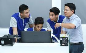 Nếu muốn trở thành kỹ sư giỏi, hãy đến Samsung Tech Institute