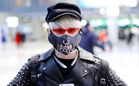 """Không còn nữ tính, """"Nhĩ Thái"""" Trần Chí Bằng lại khiến netizen """"khóc thét"""" với trang phục gây sốc"""