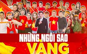 Loạt ca sĩ đình đám Vpop cùng nhau góp mặt trong MV cổ vũ mạnh mẽ tinh thần U23 Việt Nam