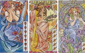 Lật một lá bài Tarot nghệ thuật để khám phá tính cách của bạn trong tình yêu