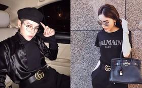Không chỉ mỗi Đức Phúc mà loạt sao Việt này cũng đang rất mê thắt lưng Gucci