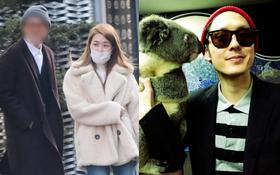 Vừa về Hàn, Tiffany đã dính nghi án hẹn hò thành viên nhóm nhạc Mỹ nổi tiếng